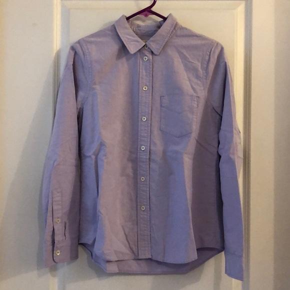 Madewell Tops - Madewell Broadway & Broome oxford shirt. Medium.